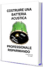 Ebook costruire batteria acustica