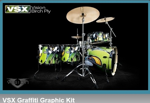 Pearl graffiti kit